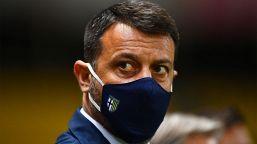 Serie A, Parma-Inter: la delusione di Roberto D'Aversa