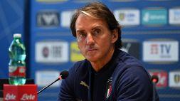 """Bulgaria-Italia, turnover per Mancini: """"Ci saranno dei cambi"""""""
