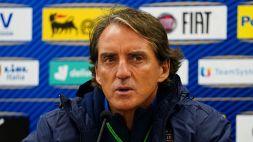Italia, Roberto Mancini valuta l'idea Bernardeschi falso nueve
