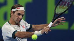 """Federer parla di Del Potro: """"Valuti bene i tempi di recupero"""""""