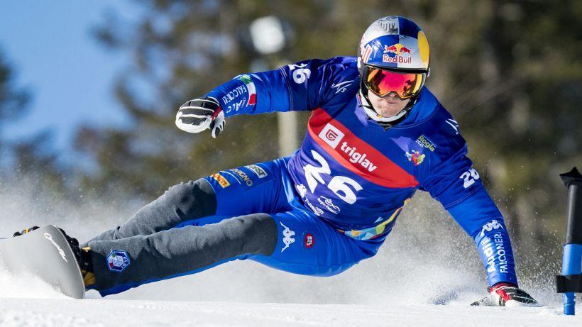 Snowboard, Fischnaller mette in bacheca anche la coppa di gigante parallelo