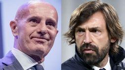 Juventus, duro attacco di Arrigo Sacchi ad Andrea Pirlo
