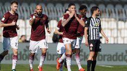 Salernitana: Gondo rischia di saltare il big match col Lecce