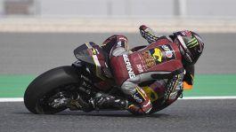 Gp Qatar, Sam Lowes in pole nella Moto2