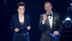 Sanremo 2021: sul palco dell'Ariston c'è anche Cristiana Girelli