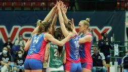 Volley, Monza si prepara per la finale di ritorno della CEV Cup 2021