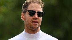 Formula 1: ancora dure critiche contro Sebastian Vettel