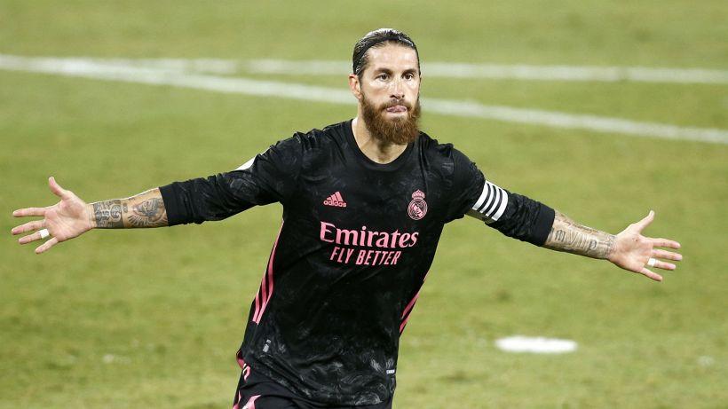 """Sergio Ramos: """"¿Messi en el Real Madrid?  voy a ser feliz"""""""