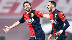 Serie A: Genoa-Sampdoria 1-1, le foto