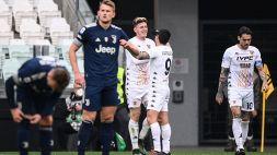 Serie A, Juventus-Benevento 0-1, le foto