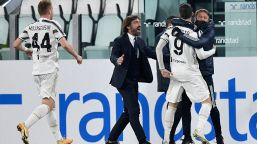 Serie A: Juventus-Spezia 3-0, le foto