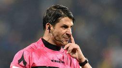 Serie B: le designazioni arbitrali per la 26a giornata