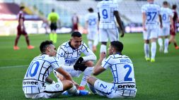 Serie A: Torino-Inter 1-2, le foto
