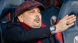 """Bologna, Mihajlovic: """"Servono una punta e un difensore"""""""