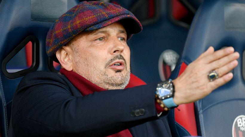 Bologna: Mihajlović vede il traguardo prima di Sanremo
