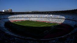 Il calcio riapre: Georgia-Spagna a porte aperte