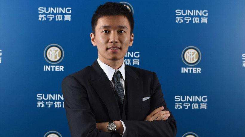 Inter, Steven Zhang ad Appiano Gentile