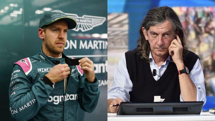 F1, Terruzzi esalta Leclerc e Schumi: bocciati Vettel e Sainz