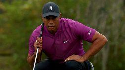 """Tiger Woods dimesso: """"Sono a casa, grazie a tutti"""""""
