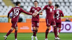 Serie A, il Torino non muore mai: Sassuolo ribaltato in 15 minuti