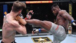 MMA: Francis Ngannou-Stipe Miocic, le foto