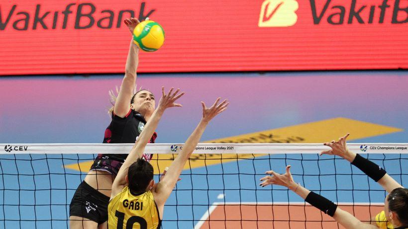 Volley, Busto cerca la finale di Champions