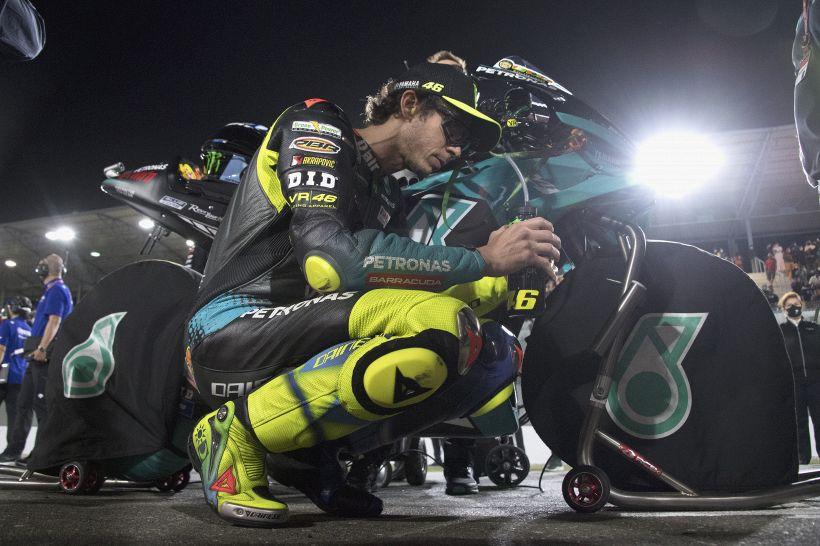 """MotoGP, Rossi già sotto processo: """"Non ha senso così"""""""