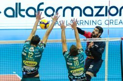 Volley, Monza - Perugia pronte per gara due dei play off