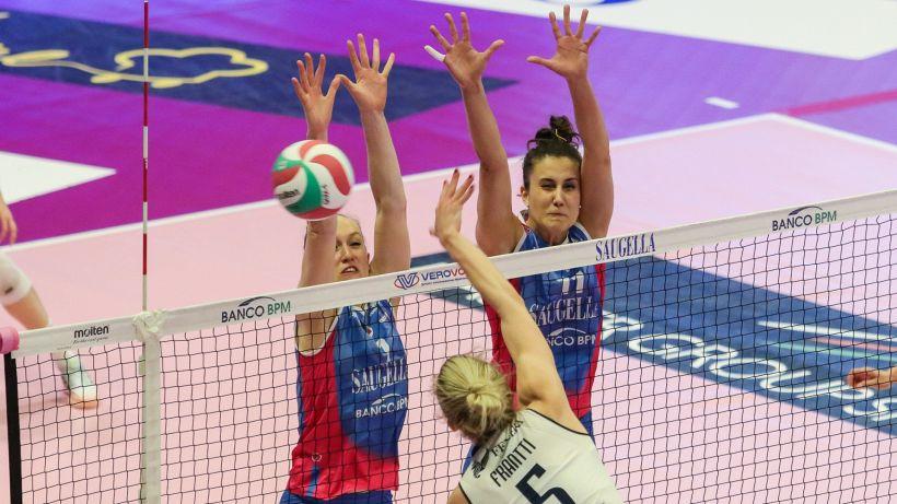 Volley, Monza si impone 3 a 0 con Chieri
