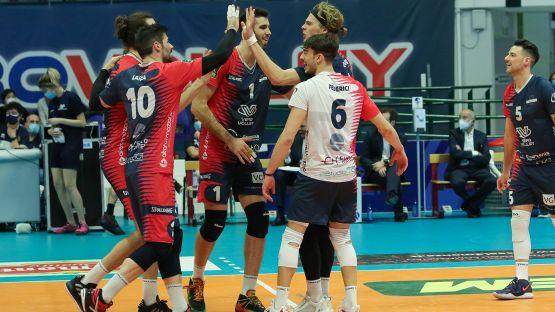Volley, la Vero Volley Monza cerca l'impresa contro Vibo