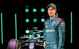 F1, Ferrari: da Vettel frecciate al veleno nell'Aston Martin day