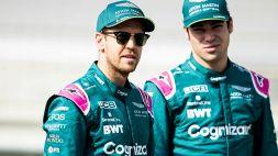 """F1, Vettel: """"Non ho rimpianti, Aston Martin affamata di vittorie"""""""