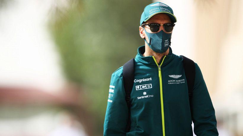 """F1, Vettel: """"Non vedo l'ora di correre"""""""