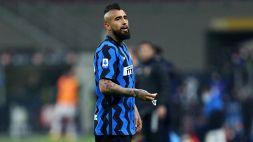 Inter, cosa ne sarà di Vidal? L'agente parla del suo futuro