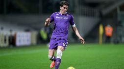 """Fiorentina, Commisso: """"Vlahovic resta, non è arrivata l'offerta giusta"""""""