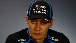 """F1, Russell: """"La curva del Castello è molto complessa"""""""