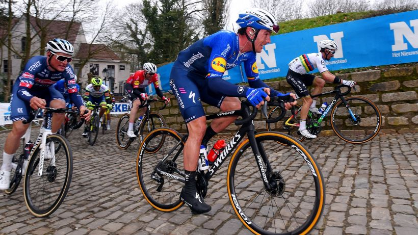 Ciclismo: domani la Bruges-De Panne