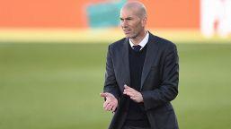"""Zidane gelido sul futuro: """"I contratti contano poco"""