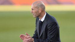 "Zidane sul futuro: ""La Juventus? Vedremo"""