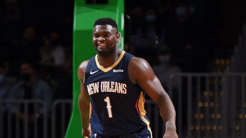 NBA: altro show di Williamson