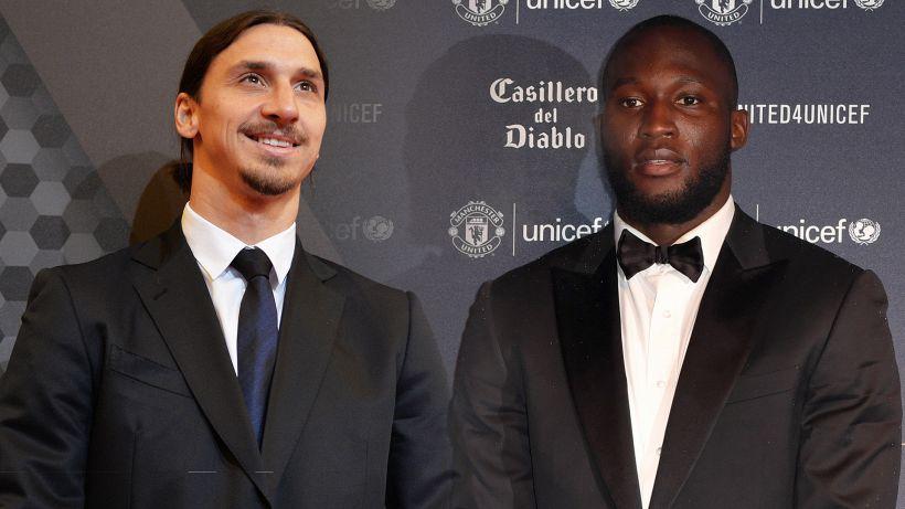 "Ibrahimovic ""Se Lukaku vuol venire a Sanremo è il benvenuto"""