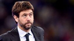 Juventus, a Roma striscione contro Andrea Agnelli per la Super Lega