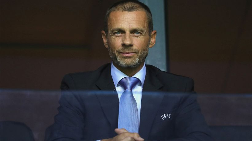 Superlega, il presidente Uefa attacca Agnelli e minaccia i giocatori