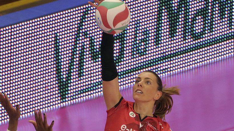 Saugella Monza: colpaccio, arriva Alessia Gennari