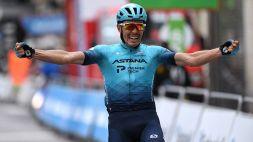 Giro dei Paesi Baschi, prime due tappe a Roglic e Aranburu