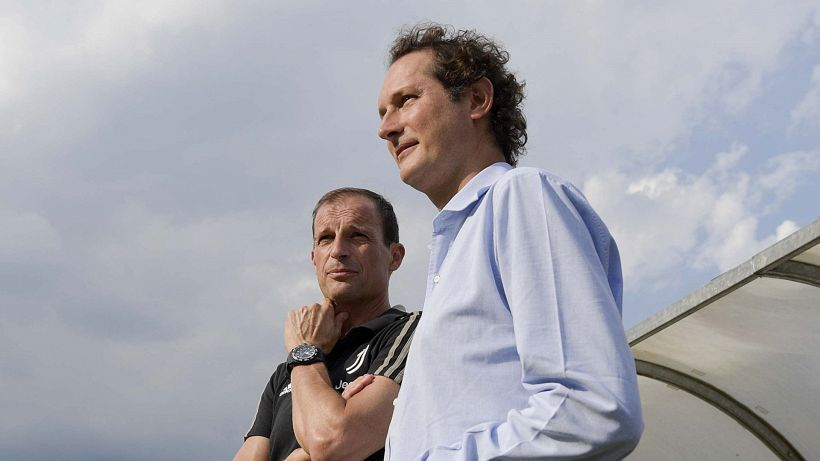 Juventus, rivoluzione totale: le scelte di John Elkann