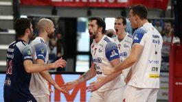 Volley, play off 5° posto: Milano è già in semifinale