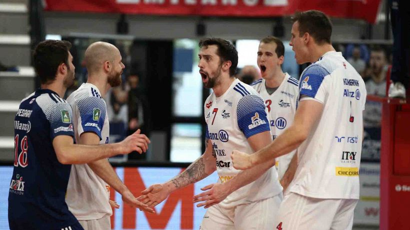 Volley, play off 5° posto: Milano è già in semifinale