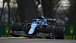 """F1, Alonso: """"Alpine potrà vincere il titolo tra qualche anno"""""""