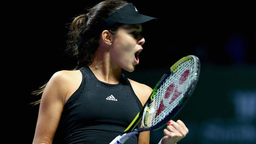 Tennis: l'annuncio a sorpresa di Ana Ivanovic